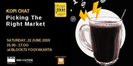 Kopi Chat: Discovering Yogyakarta's Startup Market tickets