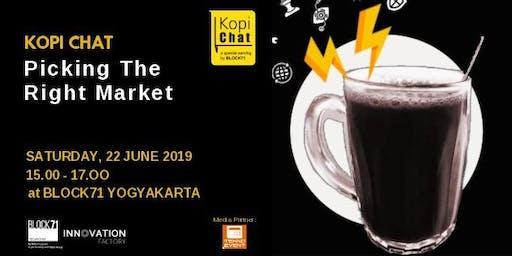 Kopi Chat: Discovering Yogyakarta's Startup Market