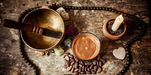 Cacao Ceremony, sacred sound and Ayurveda Wisdom Circle