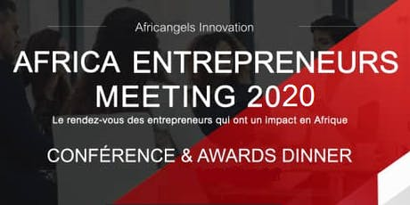 Africa Entrepreneurs 2020 : Préinscriptions tickets