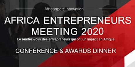 Africa Entrepreneurs 2020 : Préinscriptions billets
