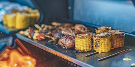 SECRET BBQ AT THE COURTYARD tickets