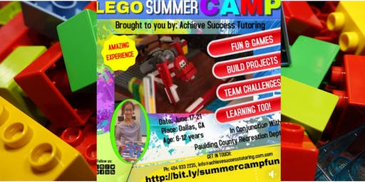 LEGO Summer Camp