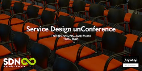 Service Design unConference tickets