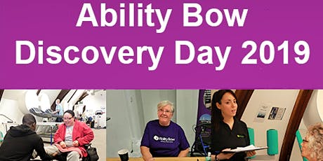 Ability Bow Discovery Day 2019 tickets