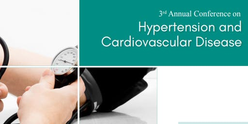 3rd Annual Conference on Hypertension and Cardiovascular Diseases (PGR)