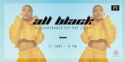 ALLE HABEN BOCK - ALL BLACK / 17.06.2019 / Ü16 Pa