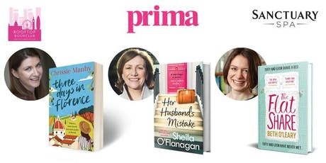 Rooftop Book Club and Prima Magazine are delighted to present… tickets