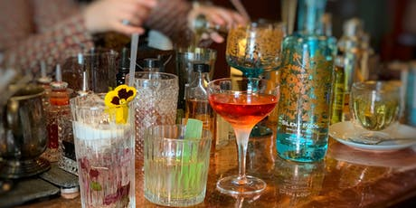 Gin Cocktail Bottomless Brunch tickets