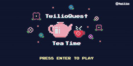 TwilioQuest Tea Time - Oslo Edition! tickets