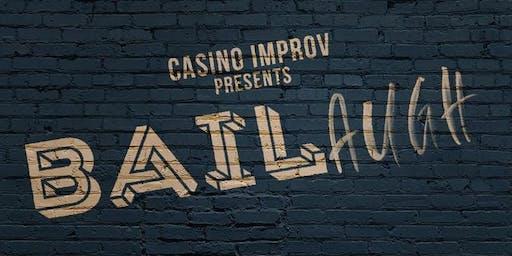 BaiLaugh with The Discount Comedy Checkout & Casino Improv