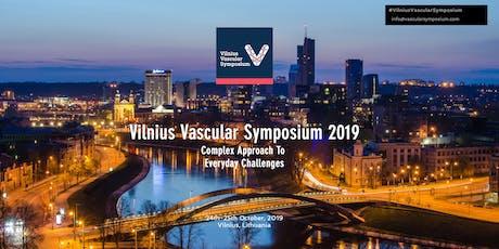 Vilnius Vascular Symposium tickets