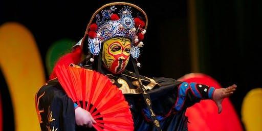 China Sichuan Opera(亲情中华-美丽四川 Embrace China-Beautiful Sichuan)
