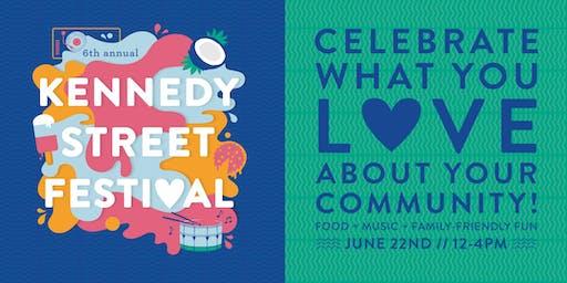 6th Annual Kennedy Street Festival