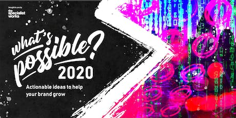 What's Possible 2020 tickets
