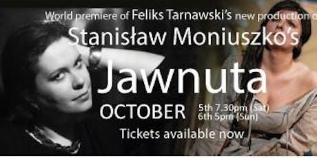 Jawnuta tickets