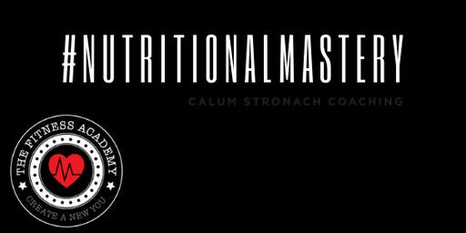 #NutritionalMastery
