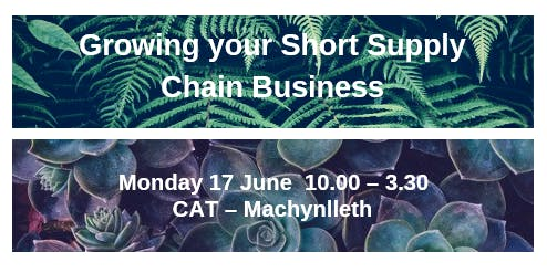 Growing your Short Supply Chain Business