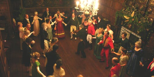 Cannon Hall Regency Ball