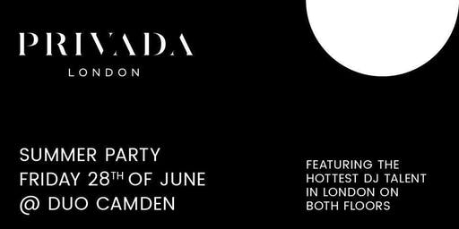 PRIVADA SUMMER PARTY
