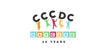 CAMPUS COMMUNITY COOPERATIVE DAY CARE 50TH CELEBRATION