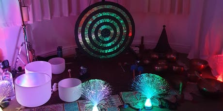 Therapeutic Sound Bath  Release Tension Anxiety YOUR DAY tickets