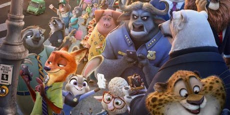 Autism Friendly Screening Zootropolis tickets