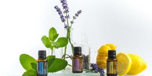 Essential Oils as Natural Solutions workshop