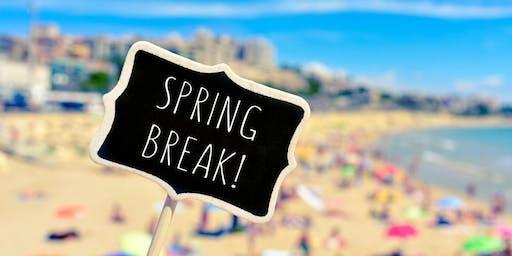 Soul Sista Presents: Drop the Beat (spring break)