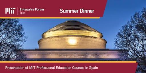 Summer Dinner | MIT Enterprise Forum