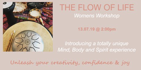 The Flow of Life - Womens Workshop tickets