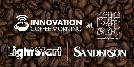 Innovation Coffee Morning: July 2019 @ Assembly Bradford tickets