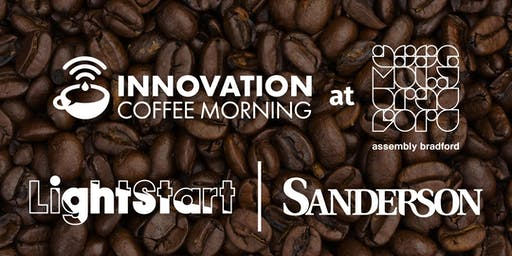 Innovation Coffee Morning: July 2019 @ Assembly Bradford
