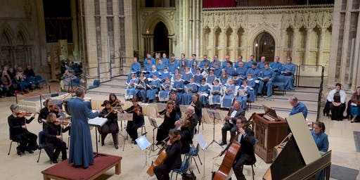 Handel's Messiah at Lincoln Cathedral