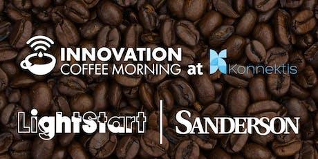 Innovation Coffee Morning: Aug 2019 @ Konnektis, City Hub, Bradford tickets