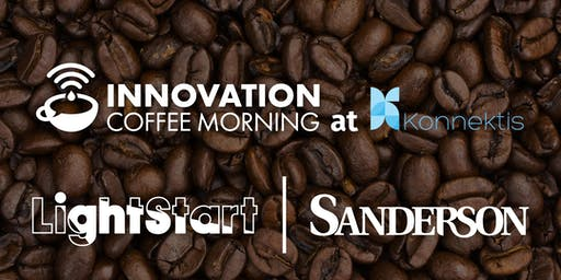 Innovation Coffee Morning: Aug 2019 @ Konnektis, City Hub, Bradford