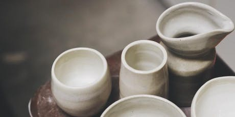 Not Yet Perfect- 4 Week Pottery Wheelwork Course tickets