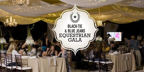 Black Tie & Blue Jeans Equestrian Gala tickets