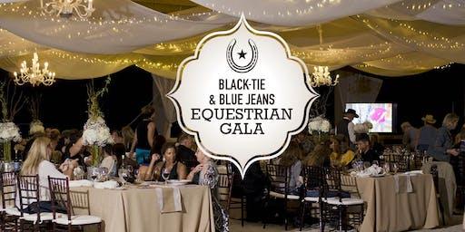 Black Tie & Blue Jeans Equestrian Gala