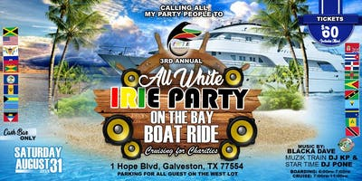 Irie Party Boat Ride Boatride