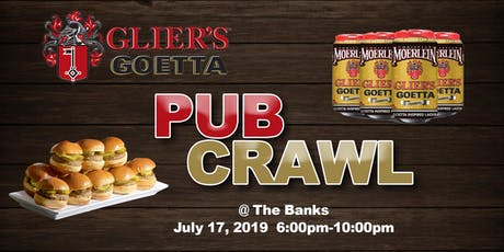 Glier's Goetta Pub Crawl tickets