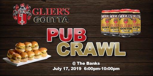 Glier's Goetta Pub Crawl