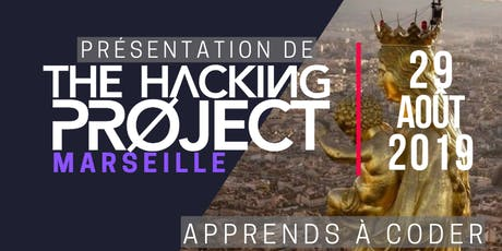 The Hacking Project Marseille automne 2019 (Gratuit) billets