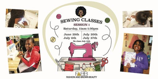 SEWING CLASS #1