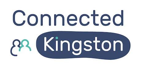 CONNECTED KINGSTON- Kingston's model for social prescribing  tickets
