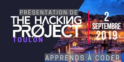 The Hacking Project Toulon automne 2019 (Gratuit)