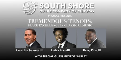 Tremendous Tenors: Black Excellence In Classical Music tickets