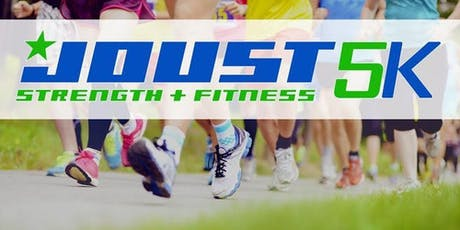 Fourth Annual Joust 5k! tickets