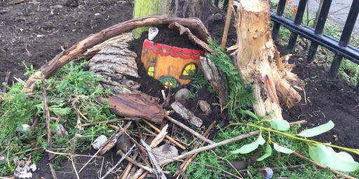 Wednesday Morning Outdoor Woodland Learning Sessions for Torry Families