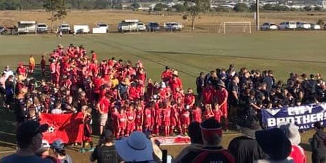 2019 Junior Carnival - Mackay Wanderers Football Club